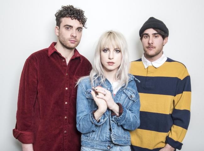 The band Paramore