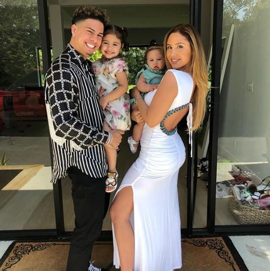 Austin McBroom family