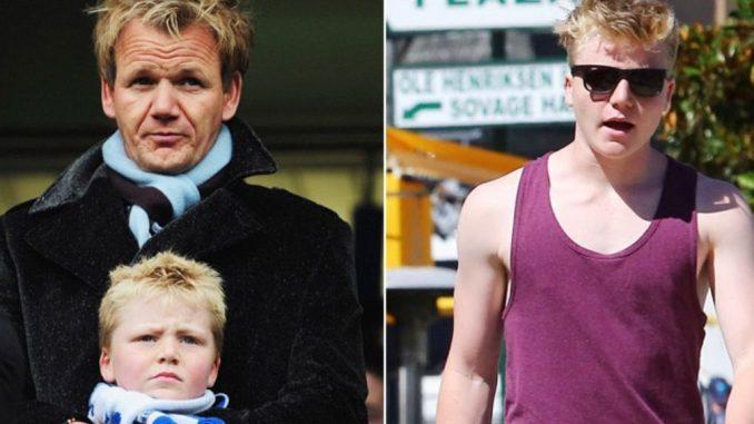 Jack Scott Ramsay - Is Gordon Ramsay bullying his son? Wiki