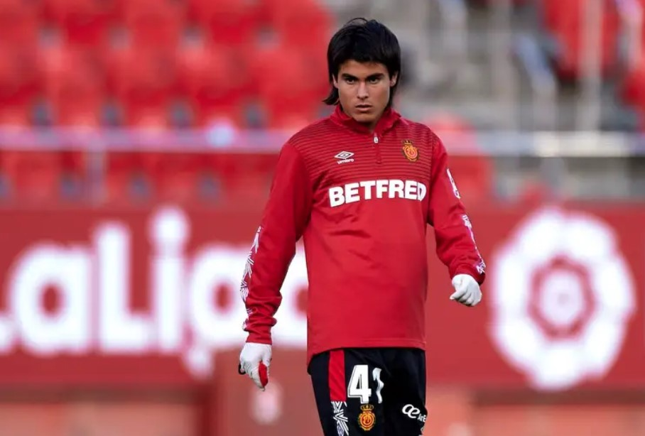 Luka Romero current team