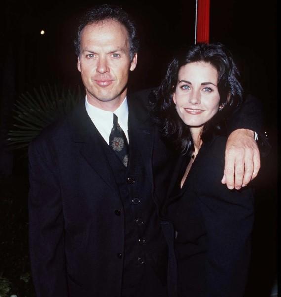 Michael Keaton dating