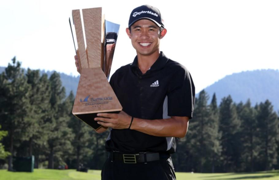 Collin Morikawa PGA