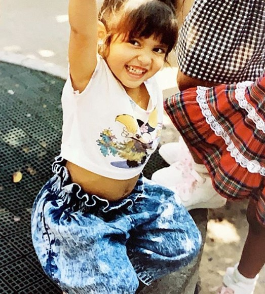 Denise Bidot young