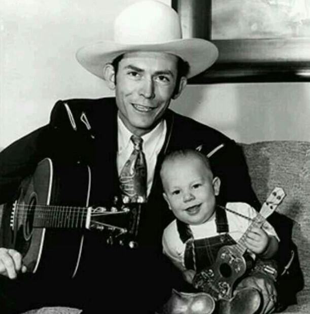 Hank Williams Jr. father