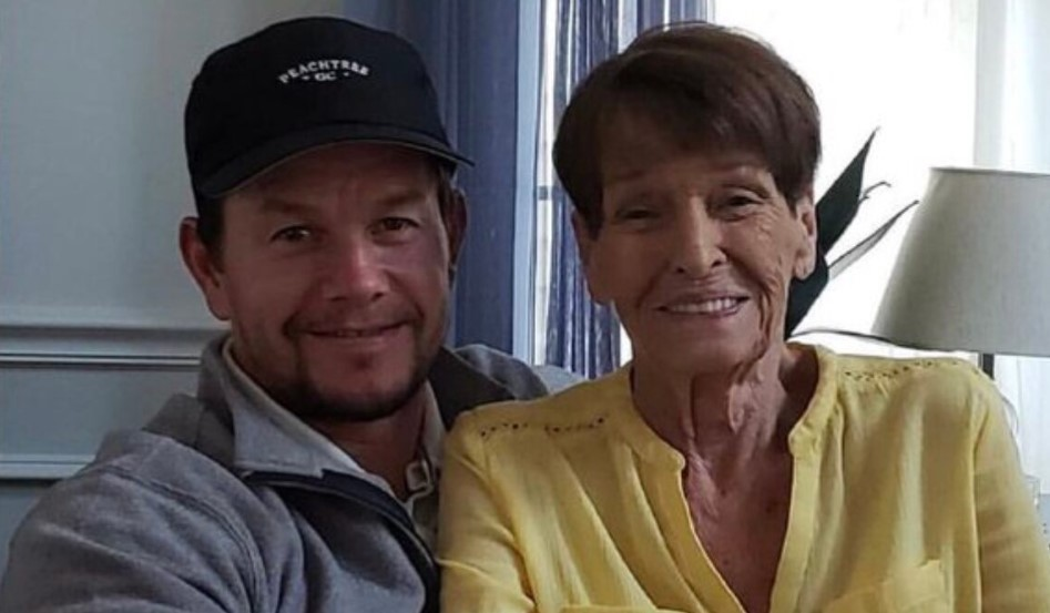 Mark Wahlberg mother