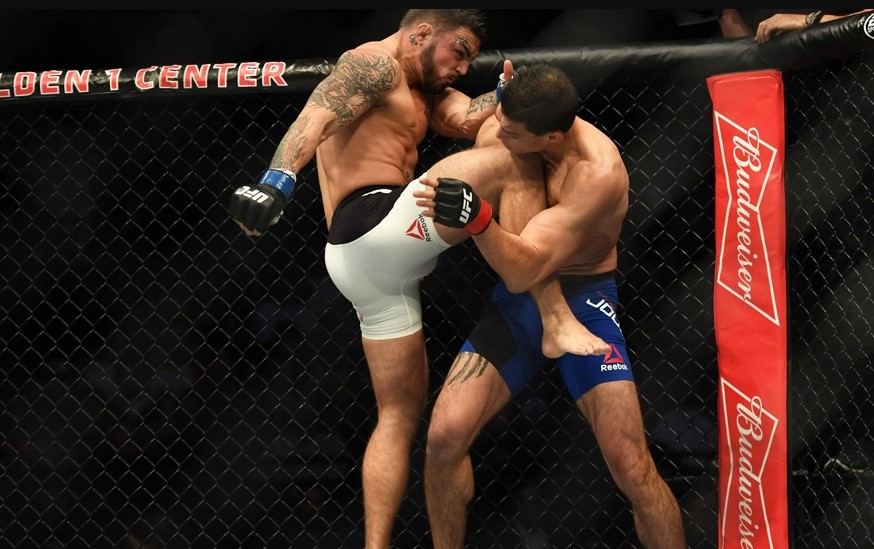 Mike Perry fight