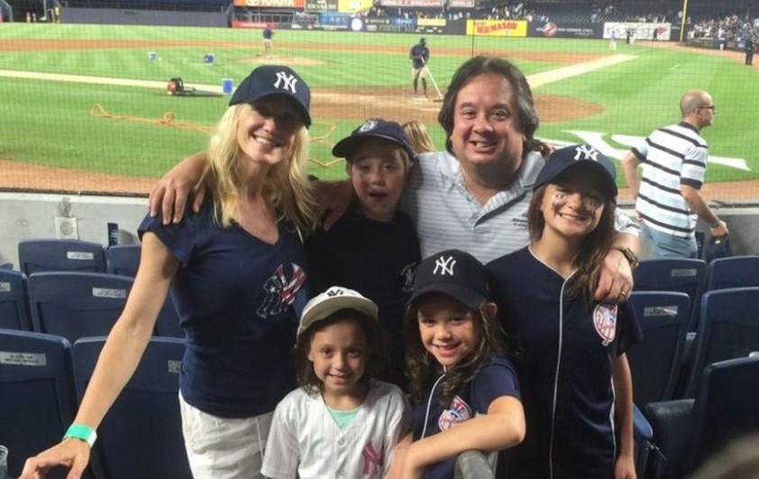 Claudia Conway family