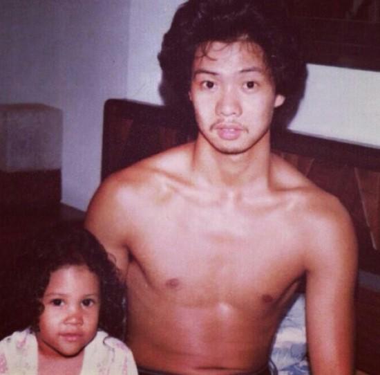 Angela Yee father