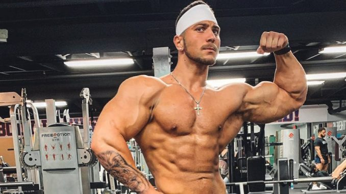 Chris Bumstead's Biography - Girlfriend, Height, Age. Steroids