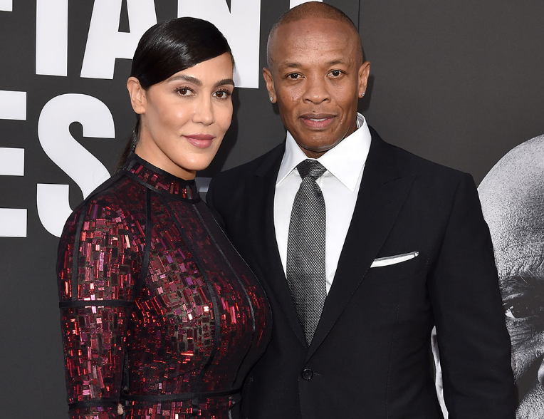 Dr. Dre's Wife Nicole Young Files Divorce