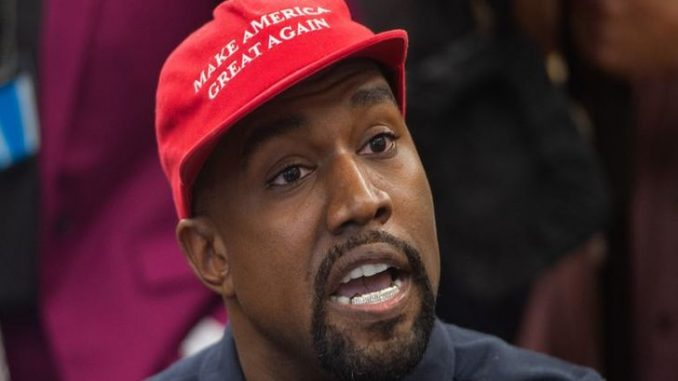Kanye West Running For 2020 Presidential Race Tweet