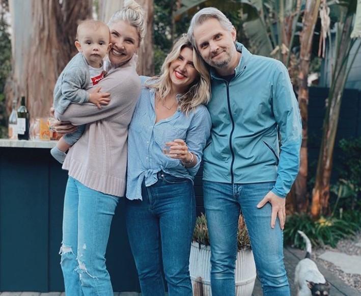 Amanda Kloots family