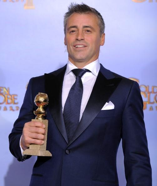 Matt LeBlanc award