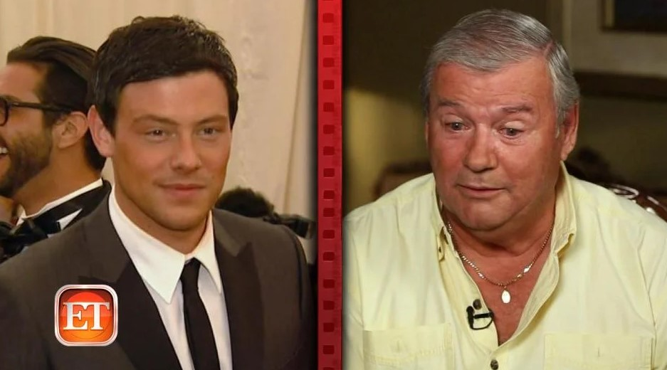 Cory Monteith father