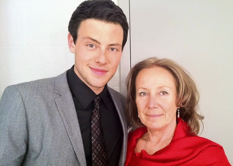 Cory Monteith mother
