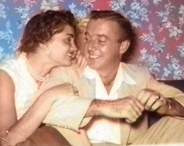 Beth Leonard parents