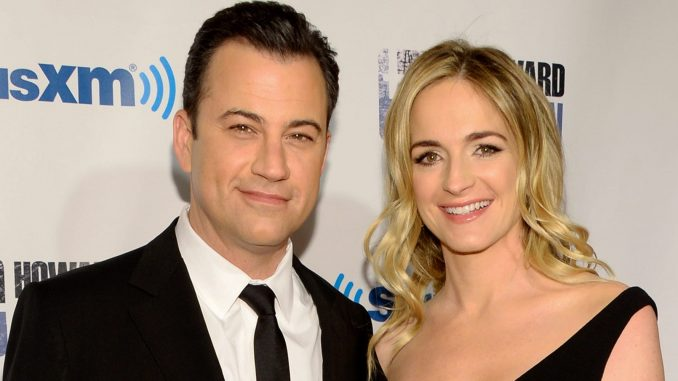 The Untold Truth Of Jimmy Kimmel's Ex-Wife