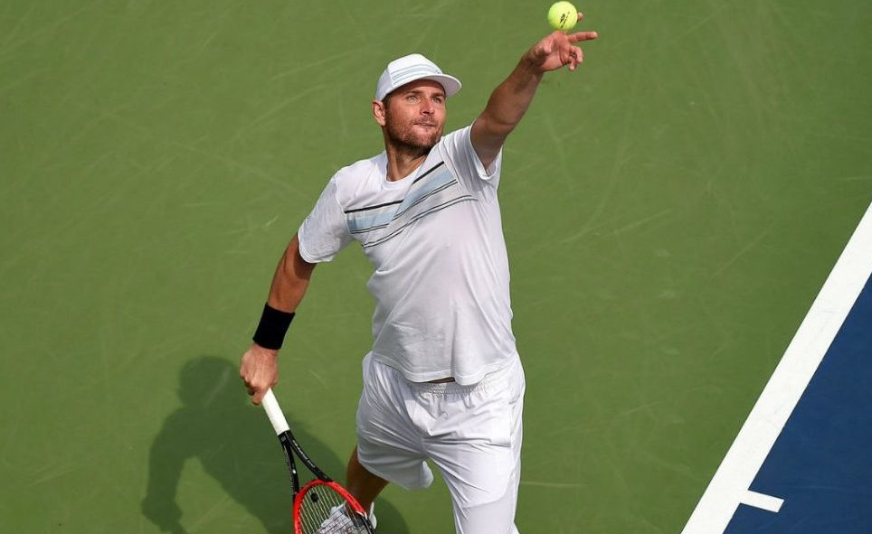 Mardy Fish, a former professional tennis player