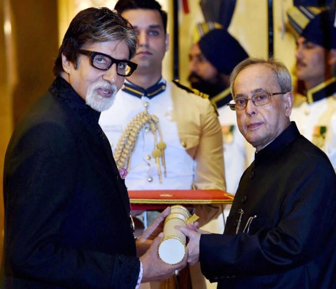 Amitabh Bachchan Honors
