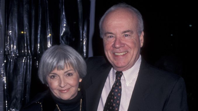 Charlene Conway and Tim Conway