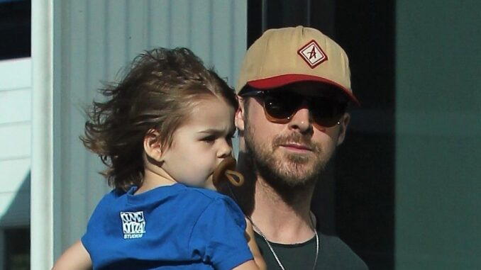 Esmeralda Amada - Eva Mendes' and Ryan Gosling's Daughter