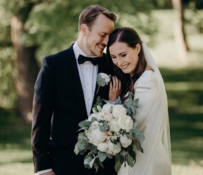 Markus Raikkonen wife