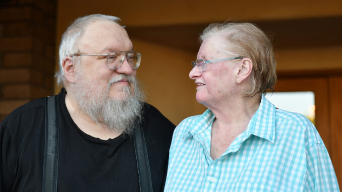 The Untold Truth Of George R. R. Martin's Wife