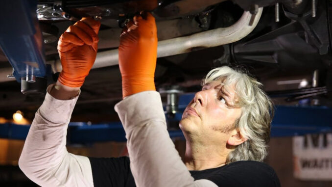 Why did Edd China leave the show? What is he doing now?