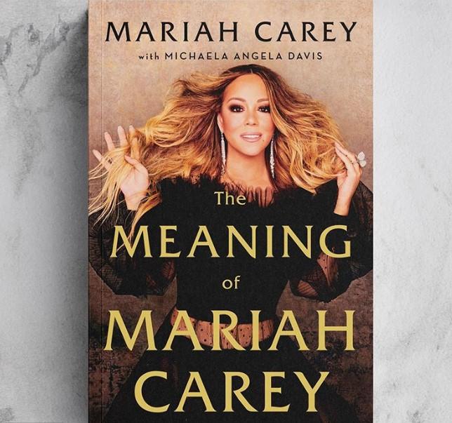 Mariah Carey memoir