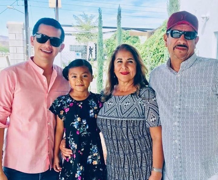 Armando Rubio family