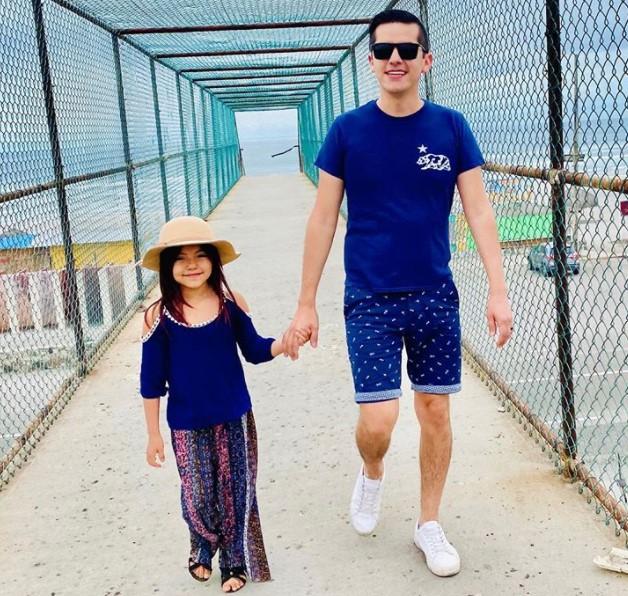 Armando Rubio daughter