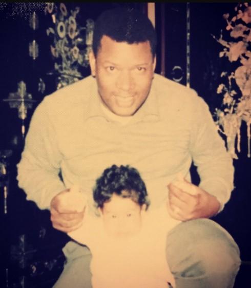 Merle Dandridge father