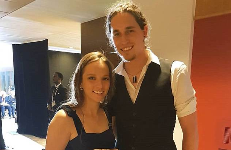Molly windsor and boyfriend Jake Graham
