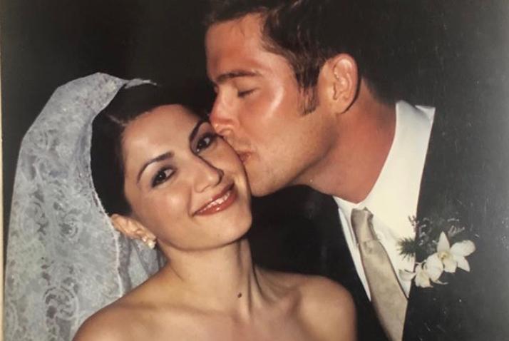 Rachel and her husband Sean Duffy