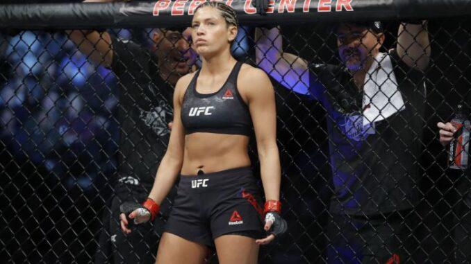 UFC Star Ashley Yoder's Bio, Net Worth, MMA, Brother, Family life