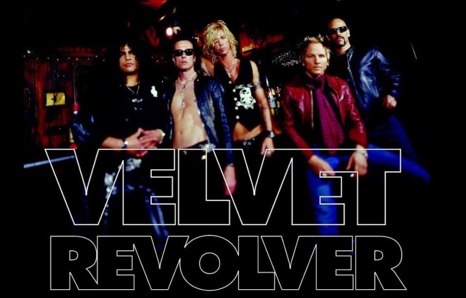 Slash Velvet Revolver