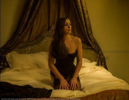 Monica Bellucci as Lucia Sciarra in Spectre