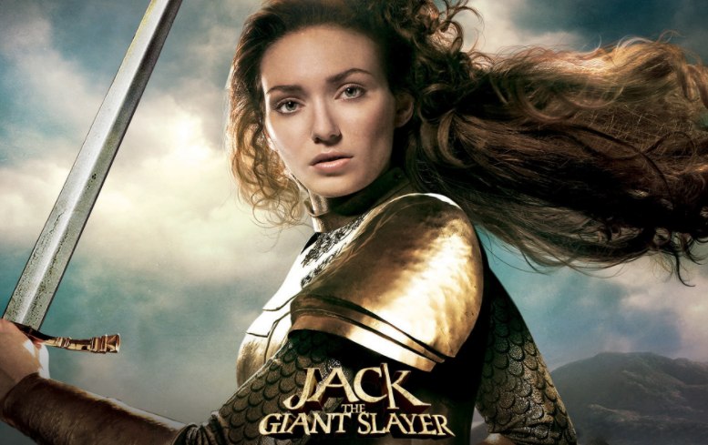 Eleanor Tomlinson in Jack The Giant Slayer
