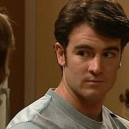 Ben Lawson as Frazer Yeats in series 'Neighbours'