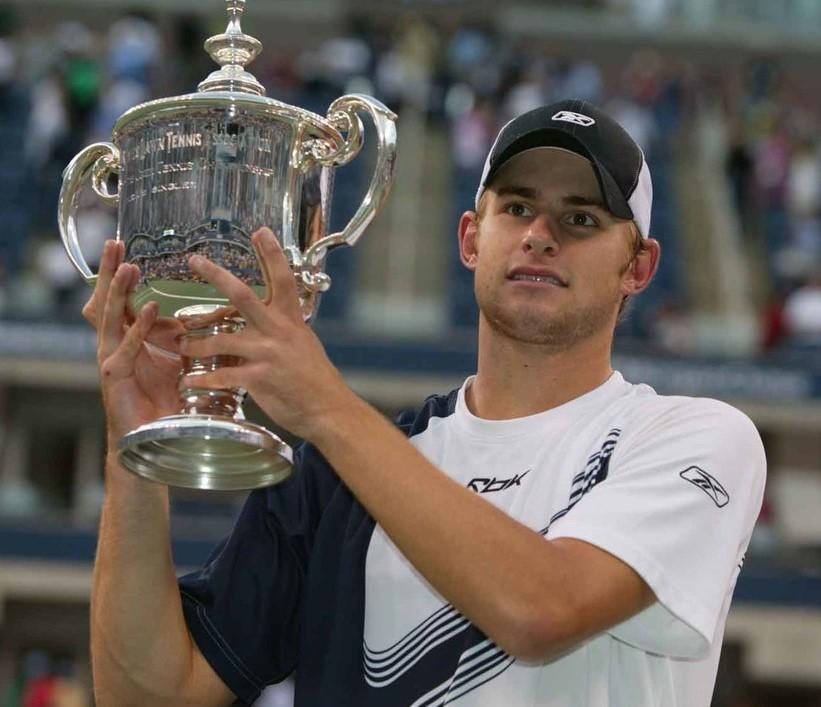 Andy Roddick Grand Slam