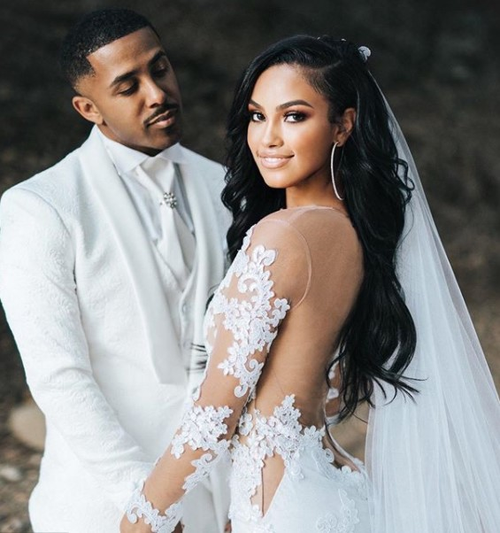 Marques Houston married