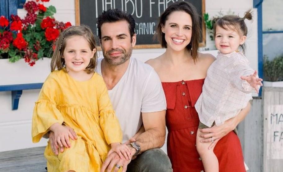 Jordi Vilasuso family