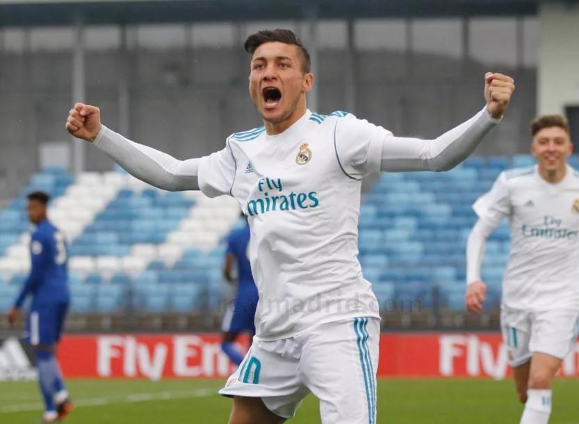 Oscar Rodriguez Real Madrid