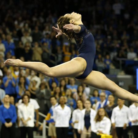 A Snippet of Talented Gymnast Katelyn Ohashi