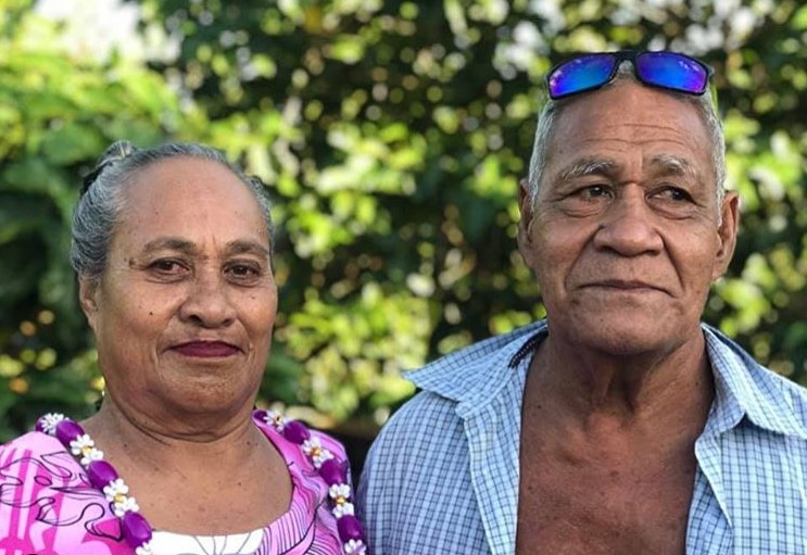 Asuelu Pulaa parents