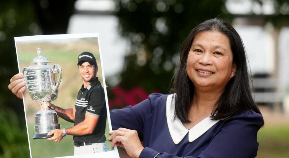 Jason Day mother