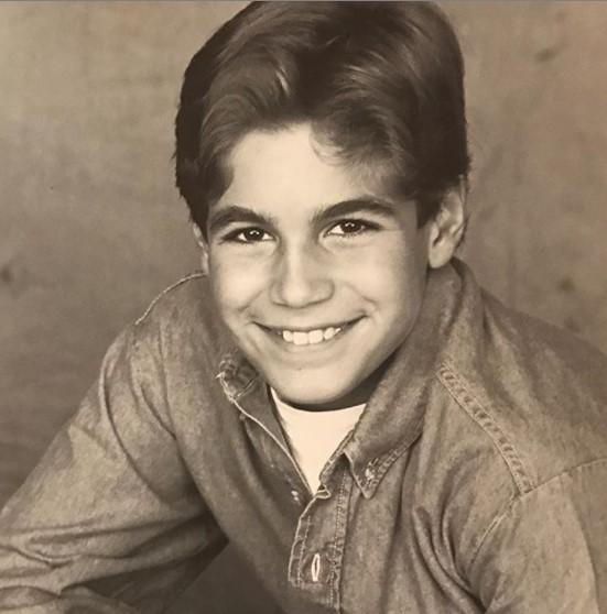 Jordi Vilasuso young