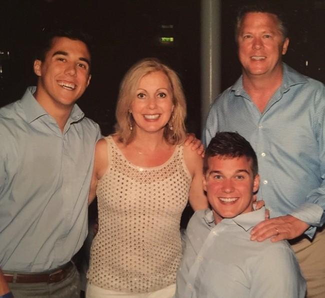 Madison Cawthorn family