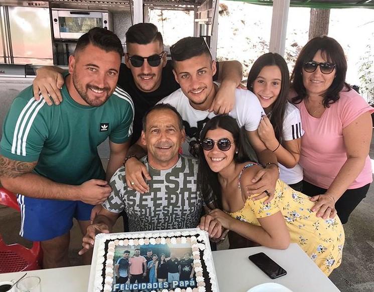 Oscar Rodriguez family