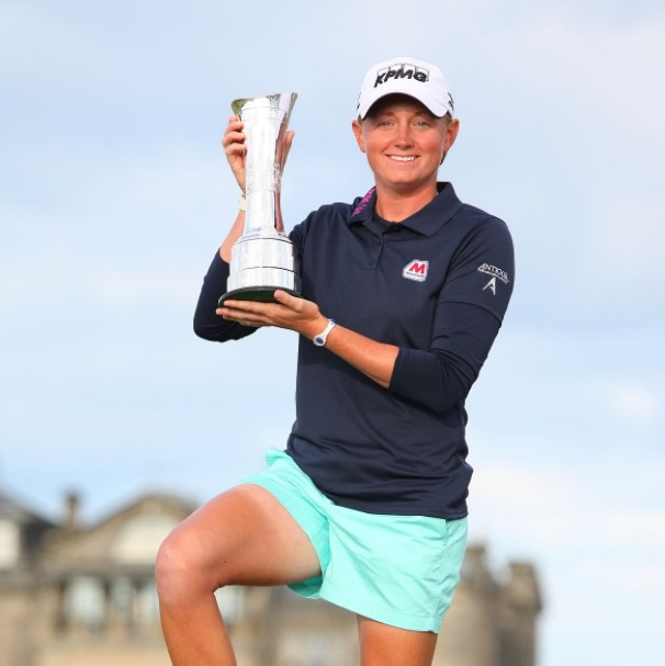 Stacy Lewis British Open